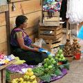 auf dem Markt in San Cristobal de las Casas