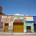 Restaurant in Tupiza
