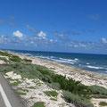 Küste auf der anderen Seite, Cozumel