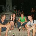 unsere Freunde aus Deutschland