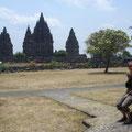 JAVA - Yogjakarta - Prambanan Tempel