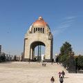 Revolutions-Monument, Mexiko Stadt