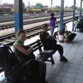 JAVA - Tasikmalaya Zugbahnhof