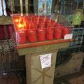 elektrische Kerzen