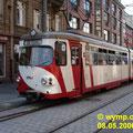DUEWAG GT8 87, RNV (vorm. OEG); Neckartor