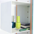 "mirror cabinet ""Rudolf"" - storage compartment"