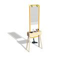 """makeup desk """"Holzbock"""", Design: Ariane März"""