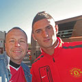 federico macheda; football; manchester united; striker