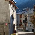Ariège-Pyrénées, Goulier - rue principale