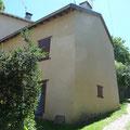 Ariège-Pyrénées, Goulier, gîte rural la Grange - chemin d'accès au premier et au jardin