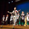 2013.11.28 5周年コンサートin アミカス カワムラ社長ゲスト出演