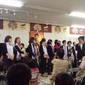 2013.11.23カワムラバンドとのコラボ出演