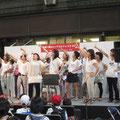 2013.8.8笑顔で働きたいママのためのフェスタ inパサージュ広場