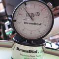 Drumdial, Schlagzeug Stimmgerät