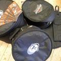 Drumbags und Cases von Ahead Amor und Protection Racket