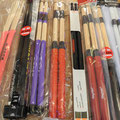 Rods, Brushes, Mallets, Schlägel