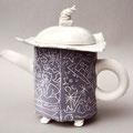 Teekrug EURASIA, Porzellan, h 25 cm