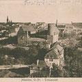 Allenstein - Olsztyn, Ostpreussen - Polen (um 1937)