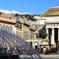 Площадль Де Феррари - русский гид в Генуе