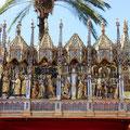 Ковчег с прахом Иоанна Крестителя- экскурсии по Генуе на русском языке