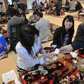 京都四国人会第14回総会後の懇親会  京都徳島県人会