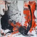 """""""Red emotion"""" - 80cm x 100cm - Preis auf Anfrage"""