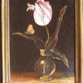 "Titel: ""Tulpe"" - 30 x 40 cm - 1.200,00 € m. R."