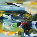 """Titel: """"Impression von Reutlingen"""" - 90 x 60 cm - 340,00 €"""