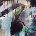 Chaos - Acryl auf Leinwand - 60x90 - 650.-€