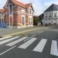 Interdiction de stationner devant l'école