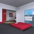 Foyer Ausbau / Planung & Realisierung