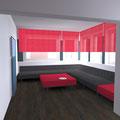 Lounge/Foyer Ausbau / Planung & Realisierung