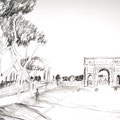 Rome sketch