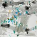 laf(fli) 2016年 26.0×36.0cm 紙に水彩、色鉛筆