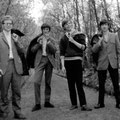 THE OP-SOUND 1967. vlnr: Piet van Trijp, René de Kok, Fred Baarda en Bas de Ridder.