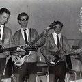 THE BLUE ROCKIN' STARS -optreden 1961 in een horecagelegenheid aan het Kloosterplein in Breda