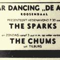 The Sparks: Brabants Nieuwsblad 26-11-1966
