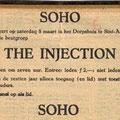 "Zaterdag 8 maart 1969,  Sint Annaland -  Instuif ""Soho"" in het Dorpshuis"