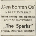 The Sparks: Dagblad de Stem 28-10-1967