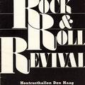 Rock & Roll Revival Show - programmaboekje 30 mei 1981