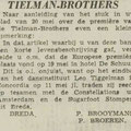 Dagblad De Stem 27 mei 1957