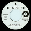 The Stylets - Come to Me - PLUT 008 (rec. 1965/released 2007)