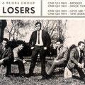 THE LOSERS 1966 vlnr: Will Masius - Emile Schwarz - Jack de Nijs - Loek Bastiaans - Henk Voorheijen