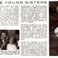 The Young Sisters - Tuney Tunes april 1964