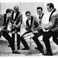 Addy Hill & The Moving Stars 1964 -  L-R: Teus Verhoeven (bas), Wim Visser (solo), Erie van de Werff (drums), Adriaan van den Heuvel alias Addy Hill zang) en Kees Versluis (slag).