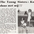 The Young Sisters - Tuney Tunes maart 1964