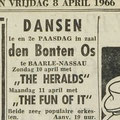 THE HERALDS: Dagblad de Stem 8-4-1966
