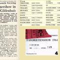 Teenager Favorietenshow met ZZ end e Maskers  - Gildenhuis 26 december 1964.
