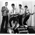 THE QUICKLY JUMPERS 1963 - vlnr: Willy Butters, Albert Petitjean, Joseph 'Oetjoe' Kotta, Rob Gillet - zittend: Daan Takarindingan  (collectie Albert Petitjean)