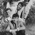 The Rocking Strangers 1963
